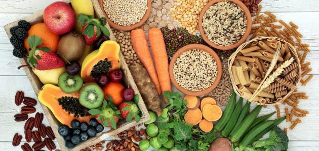 فوائد الأطعمة الغنية بالألياف