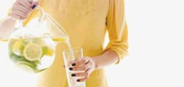 نصائح لطرد الأحماض من الجسم و المحافظة على صحته