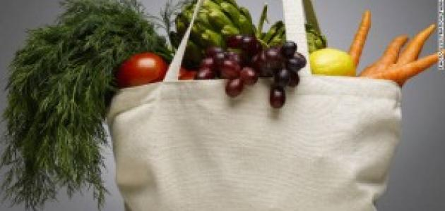 مواد غذائية يحتاجها كل شخص نباتي