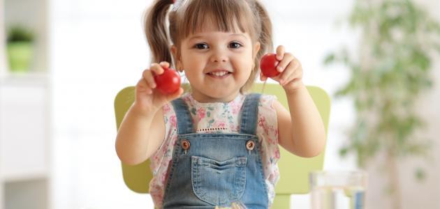كيفية تعزيز عادات الأكل الصحية لدى الأطفال