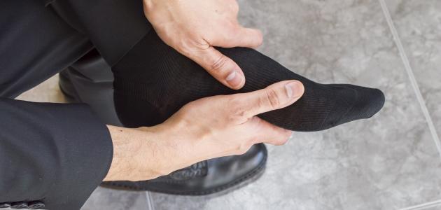 تنميل القدمين و ارتباطه بالسعرات الحرارية