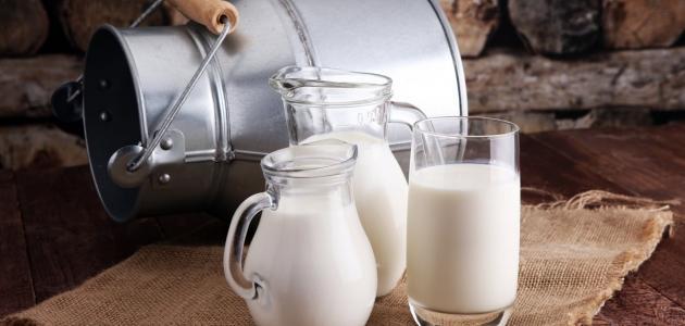 ما هي كمية الحليب التي يجب أن يتناولها شخص تجاوز 50 عام