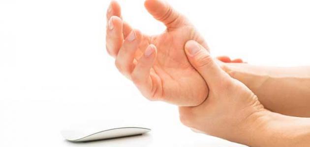 الوقاية من آثار متلازمة النفق الرسغي