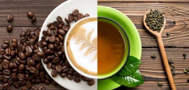 طرق لجعل القهوة أو الشاي أكثر صحية