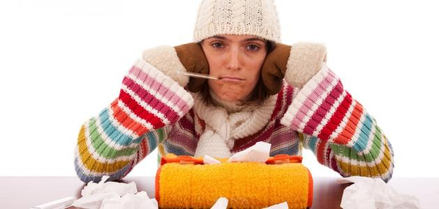 وصفات أعشاب لعلاج نزلات البرد