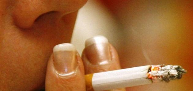 اثار التدخين على الشكل الخارجي للجسم