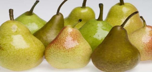 هل تفيد ثمرة الكمثرى في علاج نزلات البرد؟