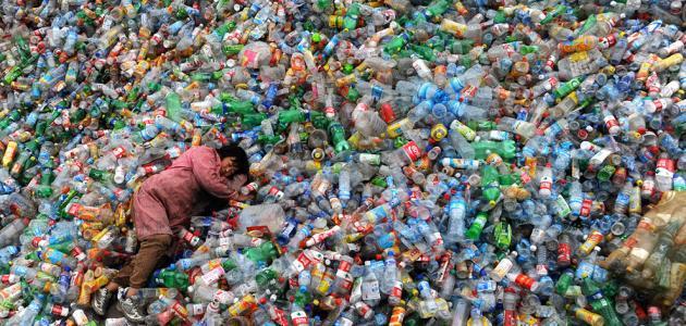 معلومات عن عملية إعادة التدوير