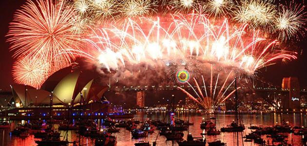 تقاليد السنة الجديدة حول العالم