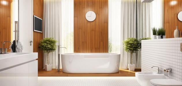 نصائح لجعل الحمام يبدو كالمنتجع الصحي