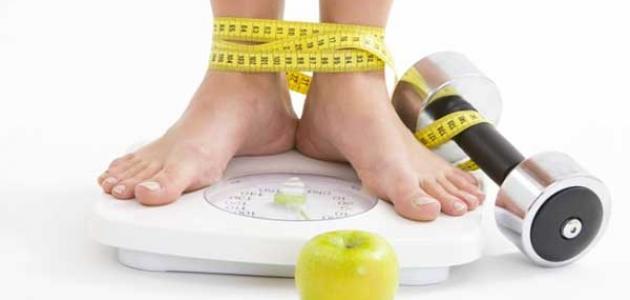 طرق منزلية لتخفيف الوزن