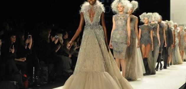 أماتو يختتم أسبوع الموضة في نيويورك بعرض خيري مبهر