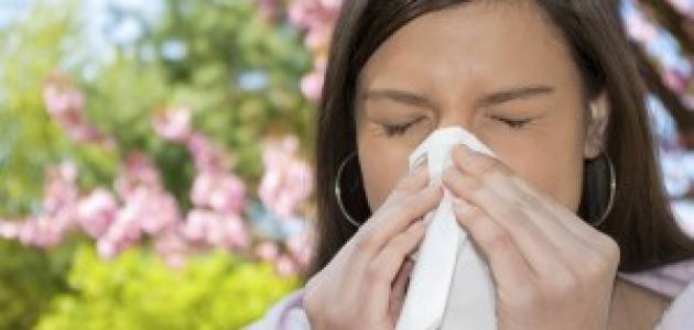 كيفية التعامل مع حساسية الربيع