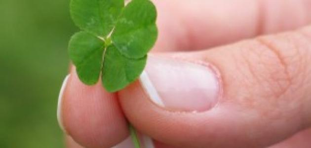 رموز و خرافات عن الحظ
