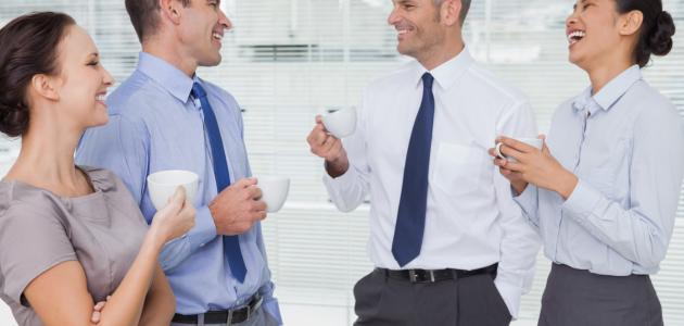 فوائد استراحة القهوة في العمل