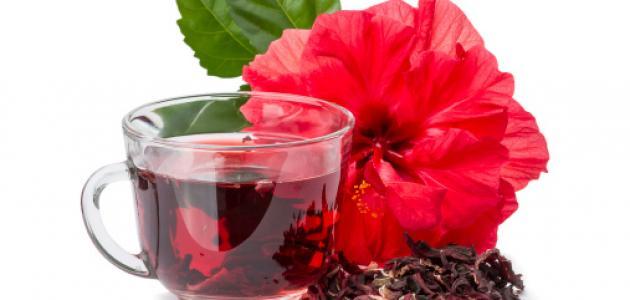 الفوائد الصحية لشاي الكركديه
