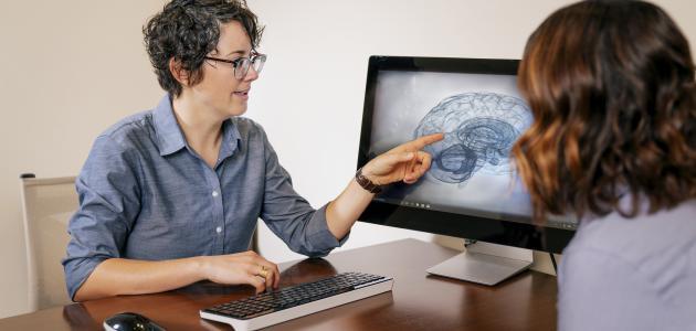 الليزر لعلاج الأمراض العصبية