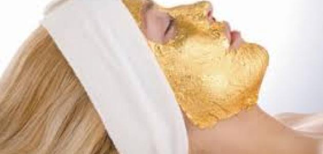 أحدث صيحات التجميل في أوروبا باستخدام الذهب الخالص