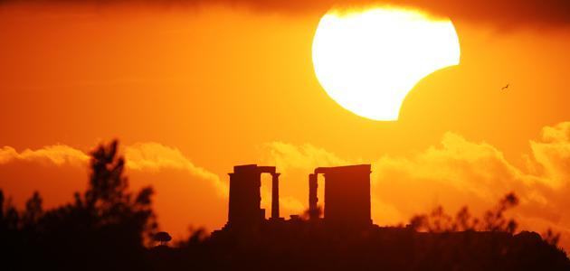 هل هناك سبب حقيقي للخوف من كسوف الشمس ؟؟