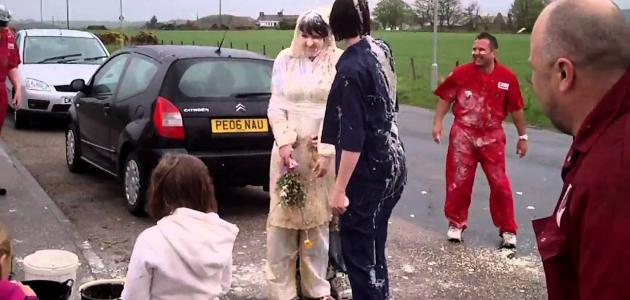 تقاليد الزواج في اسكتلندا