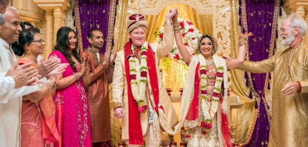 أغرب تقاليد الزواج في الهند