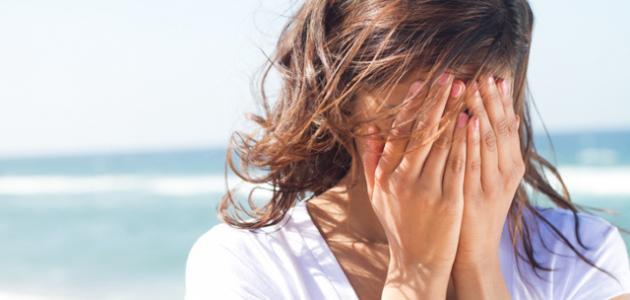 أعراض اكتئاب الصيف و أسبابه