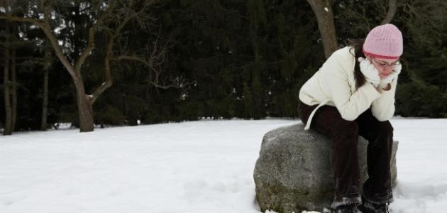 كيف تتعامل مع كآبة الشتاء