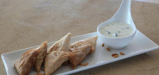 مسخن رولات على طريقة المطبخ العربي الحديث