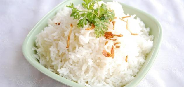 هل تناول الأرز الأبيض صحي بالنسبة لك؟