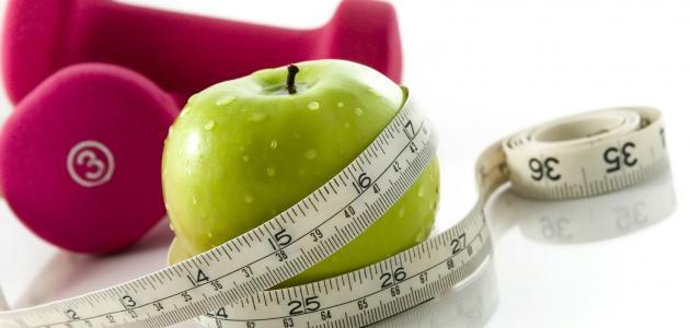عادات للسيطرة على الوزن