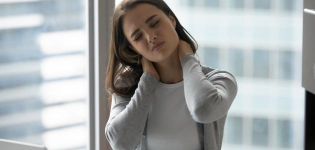 لفحة هواء الرقبة أسبابها وعلاجها