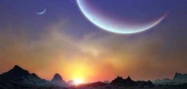 الإعجاز العلمي في نور القمر وضياء الشمس