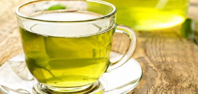 أضرار الإفراط في شرب الشاي الأخضر