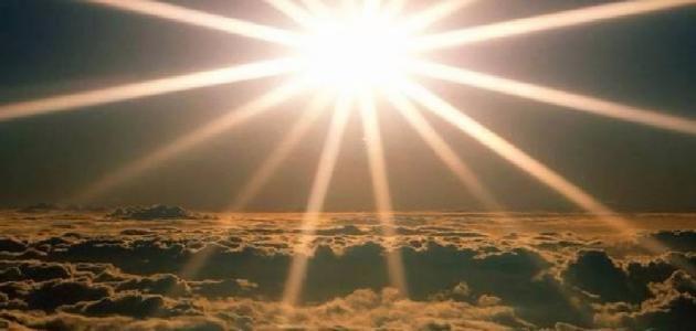 الإعجاز العلمي في الله نور السماوات والأرض سطور