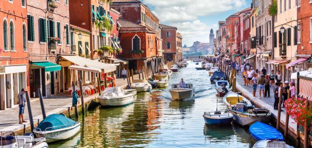 معلومات عامة عن دولة إيطاليا