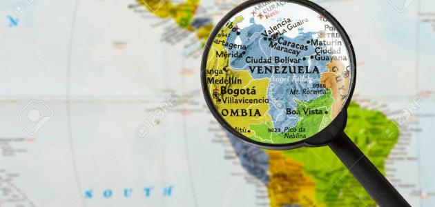 معلومات عامة عن جمهورية فنزويلا