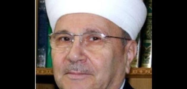 من هو محمد راتب النابلسي
