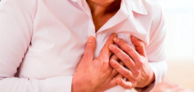 علامات مبكرة لأمراض القلب