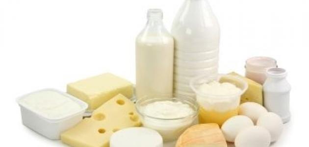 ماذا يحدث عن التوقف عن تناول مشتقات الحليب