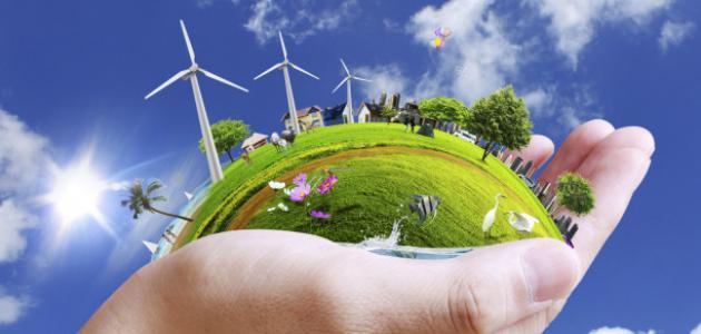 إيجابيات أن تكون صديق للبيئة