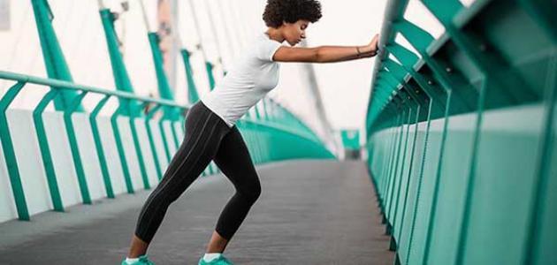 التنفس الصحيح أثناء الرياضة