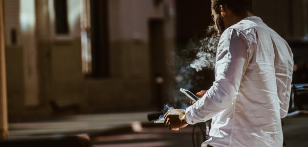 أضرار التدخين في سن المراهقة