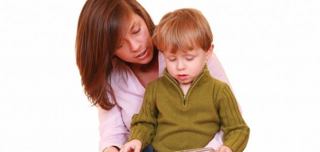 أهمية الكتب و القراءة للأطفال تحت 3 سنوات