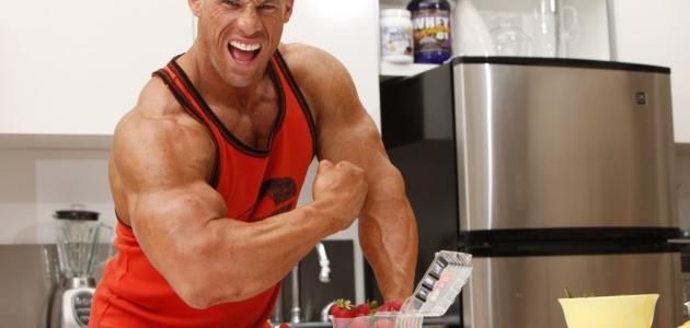 أفضل الأطعمة لتقوية العضلات