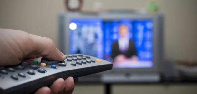 مخاطر التلفاز