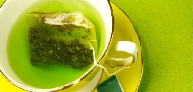 الشاي الأخضر لتقليل الوزن و صحة القلب