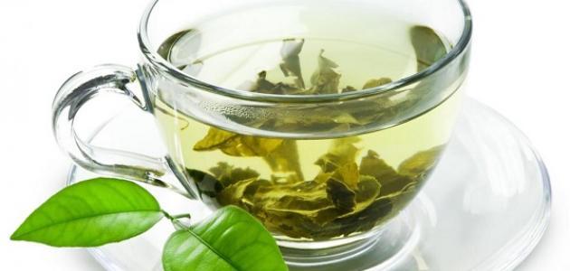 فوائد الشاي الأخضر الصحية