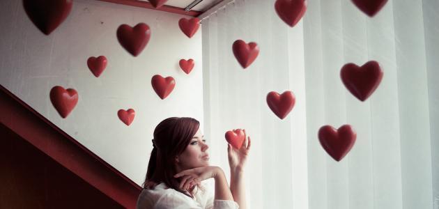 ماذا يحدث للجسم عند الوقوع بالحب (تغيرات كيميائية)
