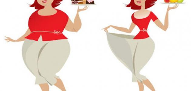 كسر ثبات الوزن في الرجيم