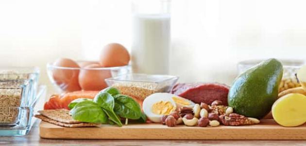 مصادر الحديد الغذائية